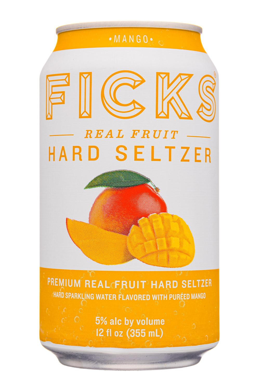Hard Seltzer- Mango