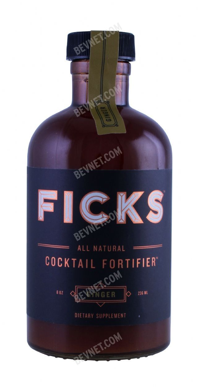 Ficks Cocktail Fortifier: