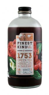 1753 Green Tea Hibiscus
