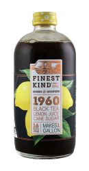 Finest Kind Tea: FinestKind BlackTeaLem Front