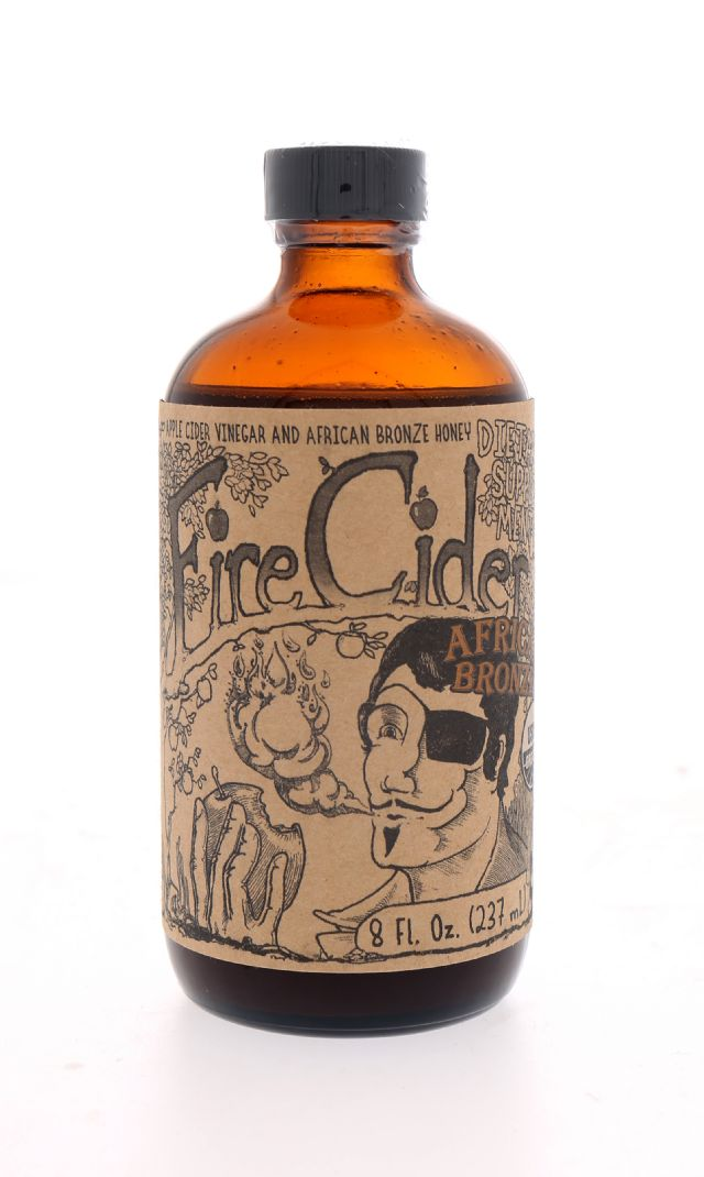 Fire Cider: FireCider Bronze Front