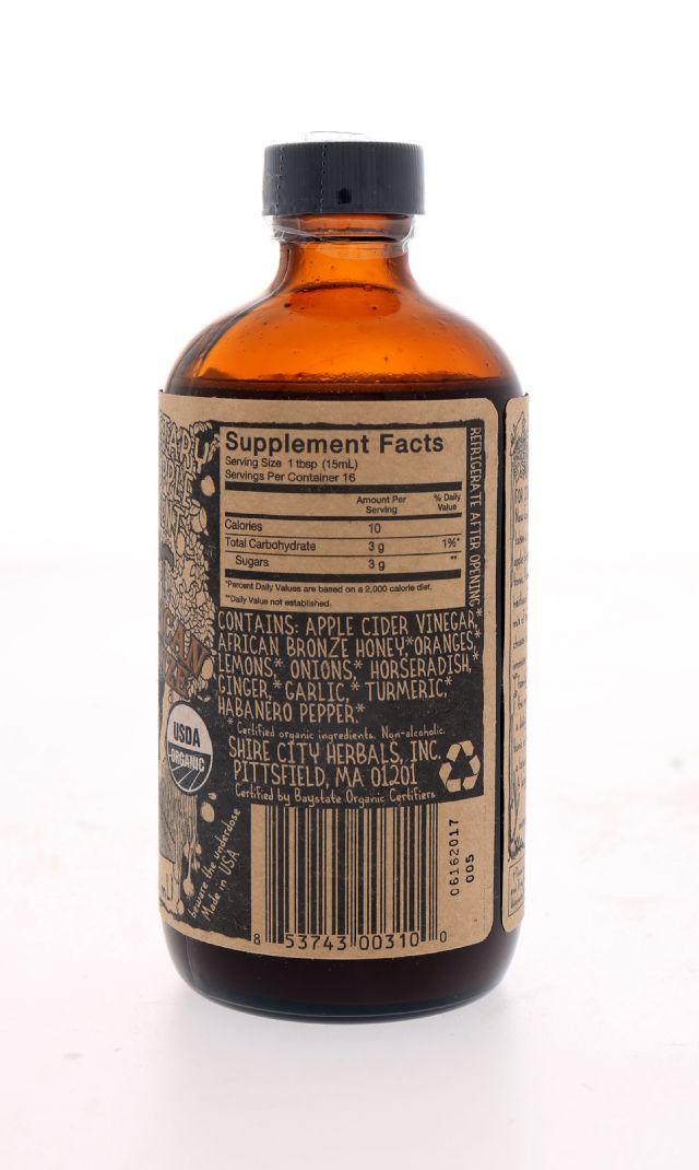 Fire Cider: FireCider Bronze Facts