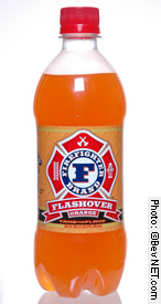 Flashover Orange