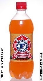 Firefighter Brand Sodas: firefighter-orange.jpg