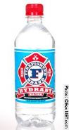 Firefighter Brand Sodas: firefighter-hydrant.jpg