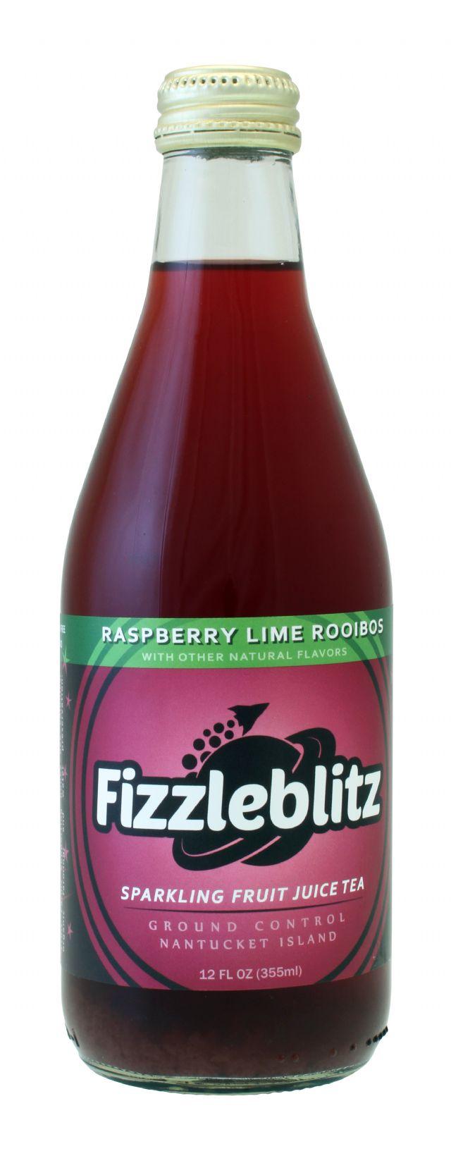 Fizzleblitz: Fizzleblitz RaspLime Front