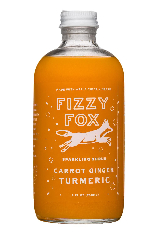 Carrot Ginger Turmeric