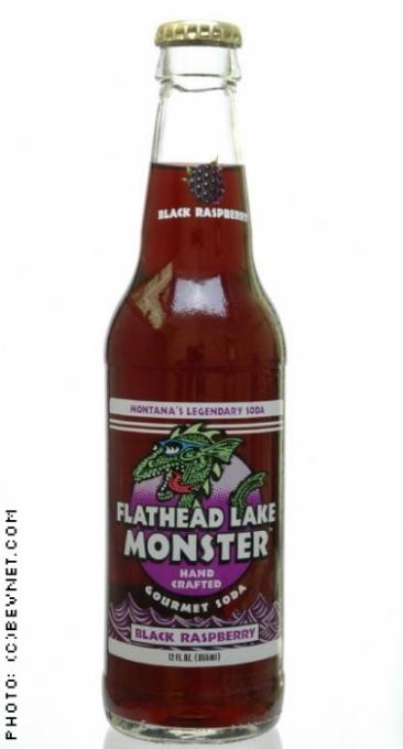 Flathead Lake Monster Gourmet Soda: flathead-blackrasp.jpg