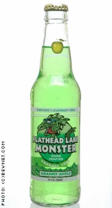 Flathead Lake Monster Gourmet Soda: flathead-grannyapple.jpg