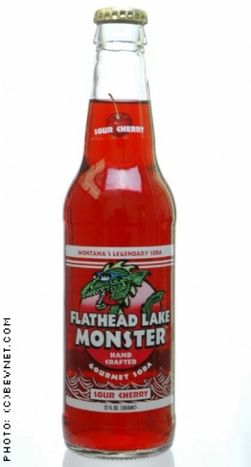 Flathead Lake Monster Gourmet Soda: flrathead-sourcherry.jpg