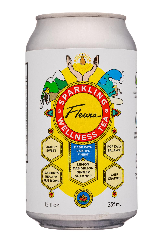 Sparkling Wellness Tea