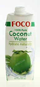 FOCO Coconut Water: