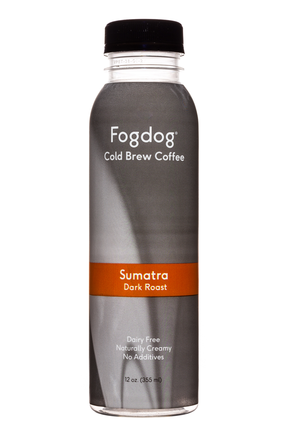 Fog Dog: FogDog-ColdBrew-12oz-Sumatra-Front