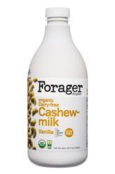 Dairy-free Cashewmilk - Vanilla