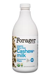 Dairy-free Cashewmilk - Unsweetened Plain
