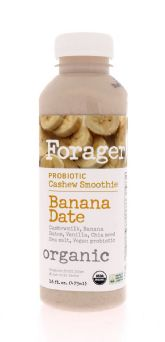 Probiotic Cashew Smoothie - Banana Date