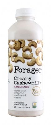 Creamy Cashewmilk, Sweetened