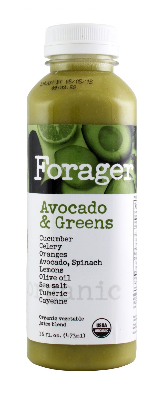 Forager Project: Forager AvoGreen Front