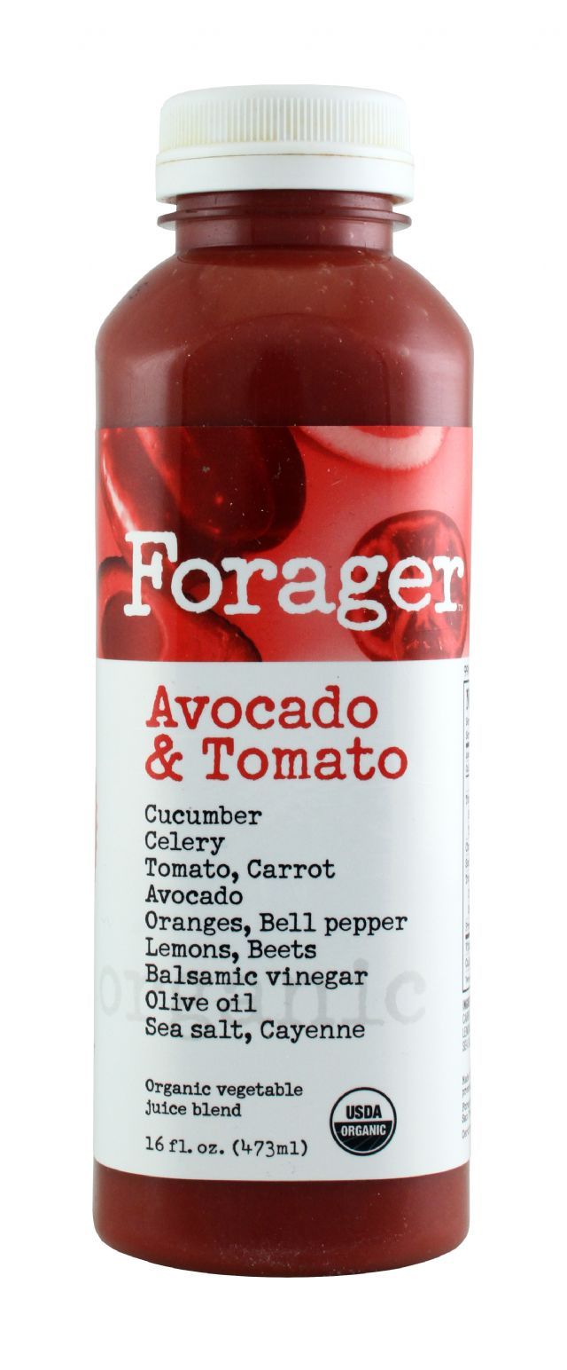 Forager Project: Forager AvoTom Front