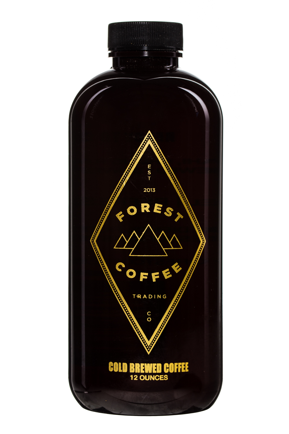 Forest Coffee Trading Co.: ForestCoffee-12oz-ColdBrew-Front
