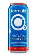 Formula O2: LivewellCollective-Formula-O2-16oz-GrapefruitGinger-Front