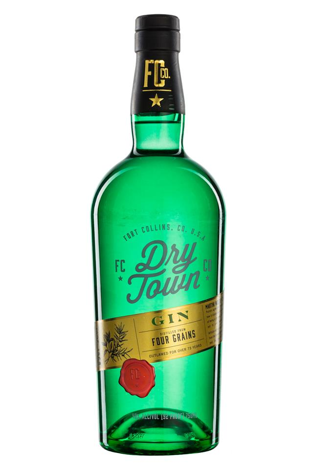 Dry Town: FortCollinsCo-DryTown-Gin