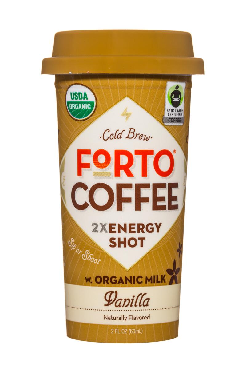 Vanilla w. Organic Milk