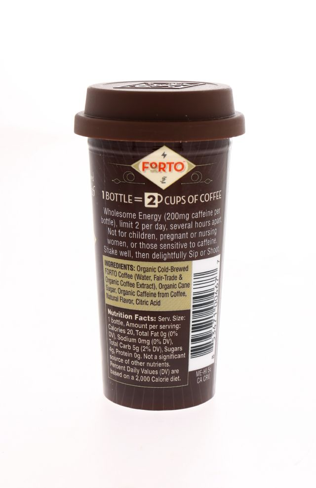 Forto Strong Coffee: Forto Espresso Facts