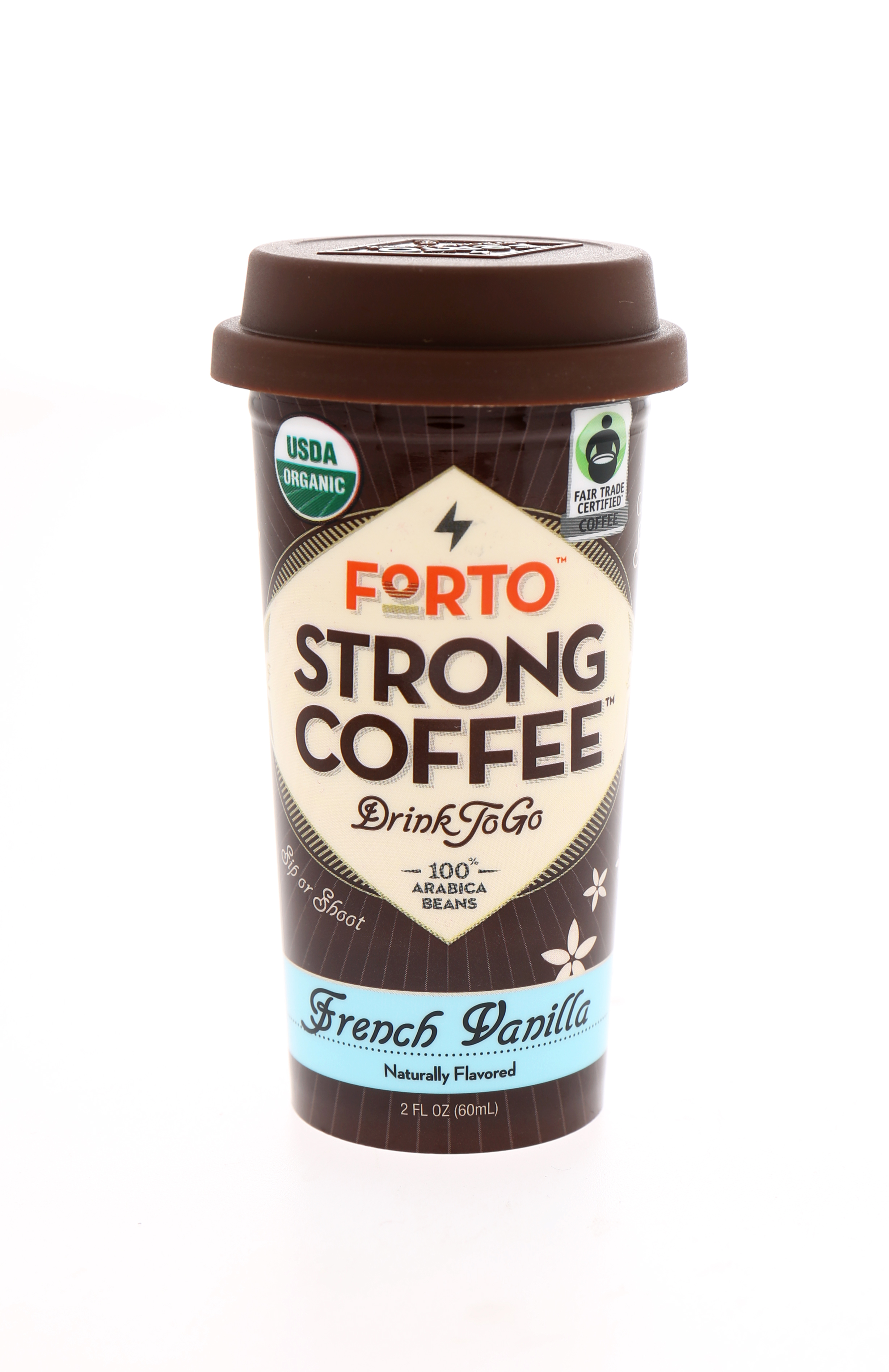 Forto Strong Coffee: Forto French Front