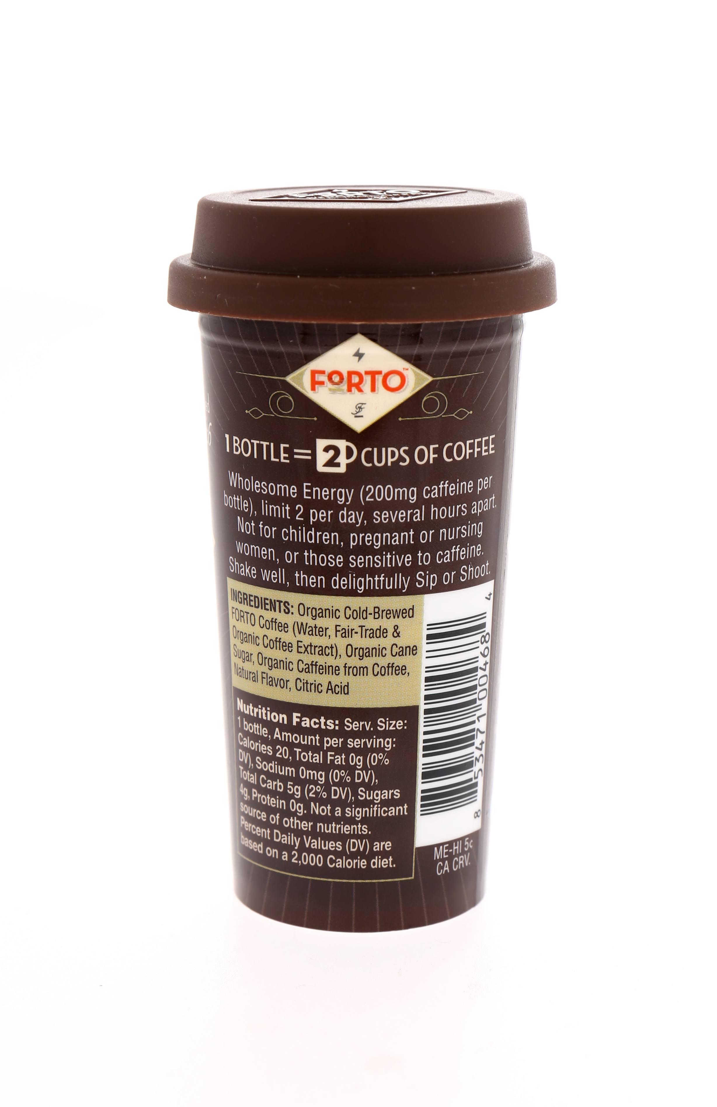 Forto Strong Coffee: Forto French Facts