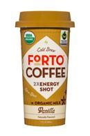 Forto Strong Coffee: Forto-Shot-2oz-Vanilla-OrganicMilk-V2-Front