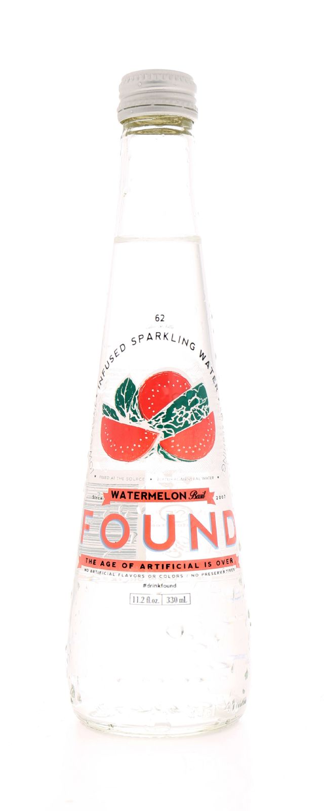 Found Beverage Co.: Found Watermelon Front