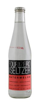 Four Point Zero Perfect Seltzer: FortPoint Water Front