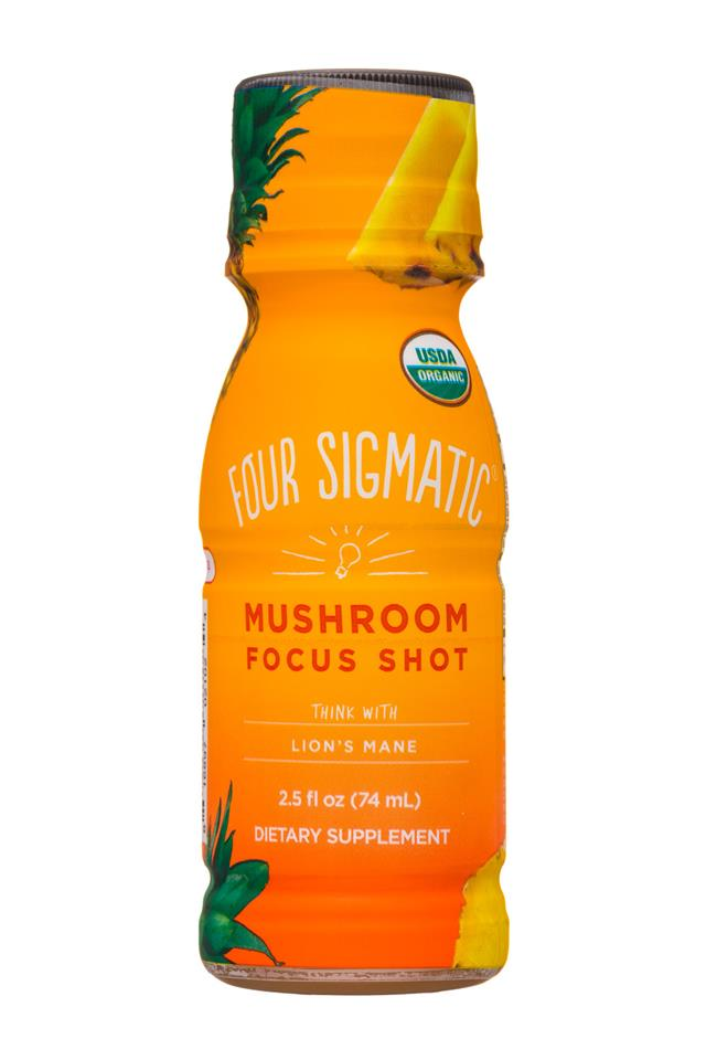 Mushroom Focus Shot Four Sigmatic Bevnet Com Product