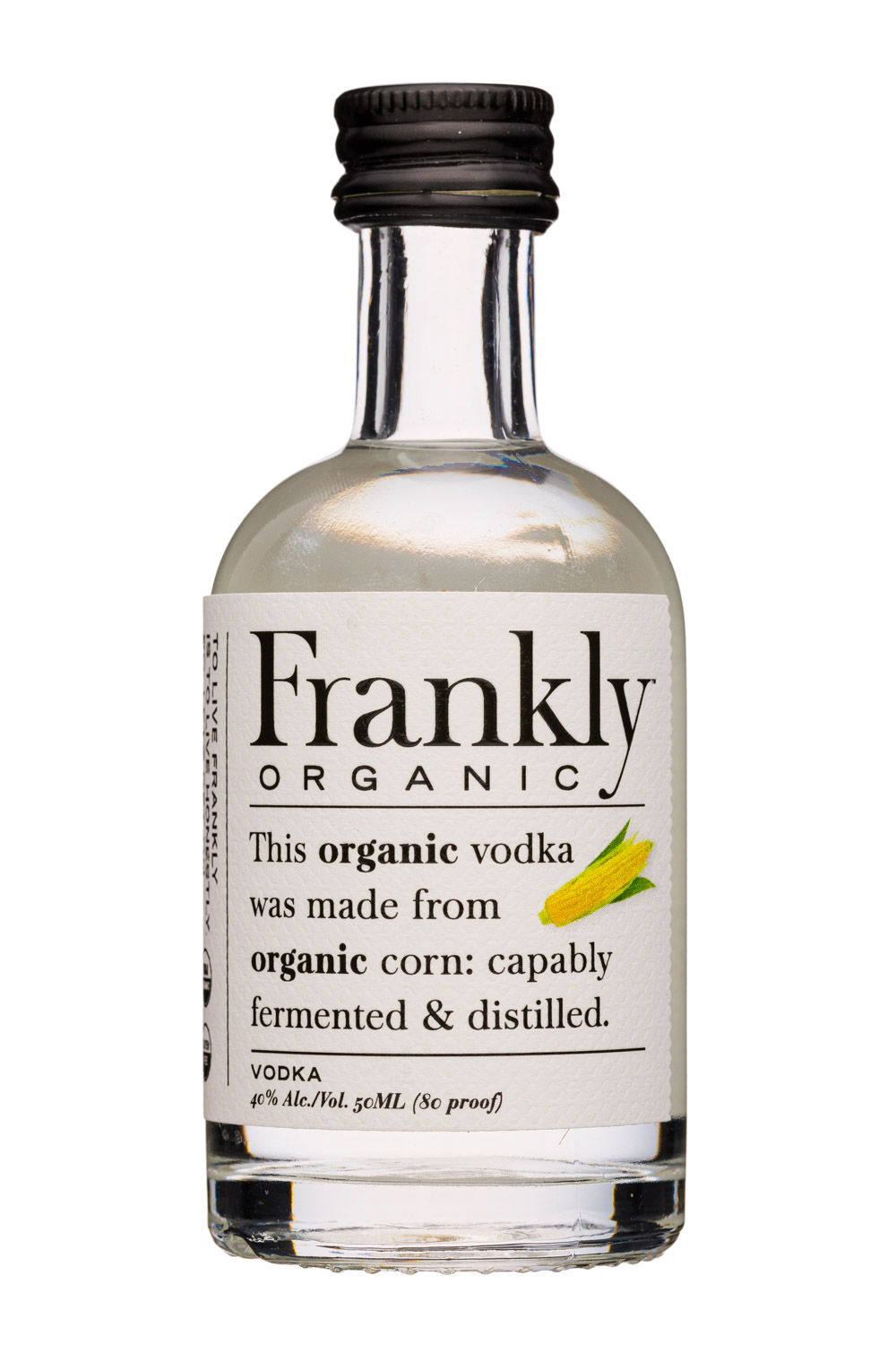 Frankly : Frankly-50ml-Vodka-Corn