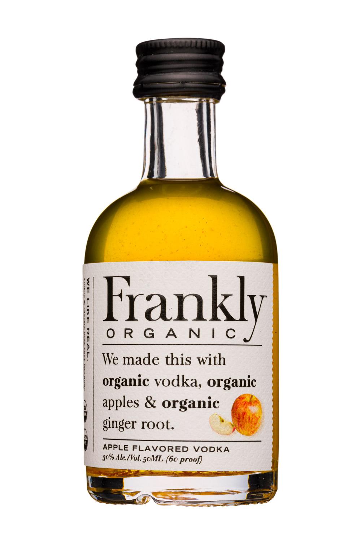 Frankly : Frankly-50ml-Vodka-AppleGinger