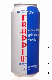 Frappio Energy Drink