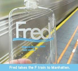 Fred: Taking the F train