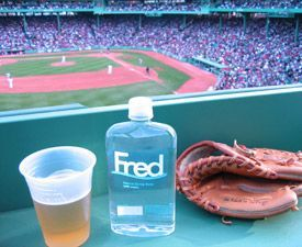 Fred: Fred catches a game at Fenway Park