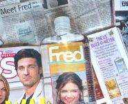Fred in the press