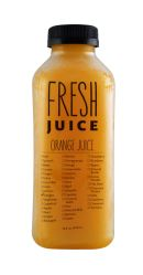 Fresh Juice (by Ripe Craft Juice): Ripe Orange Front