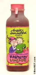 Madam Bridge Water's Raspberry Limeade