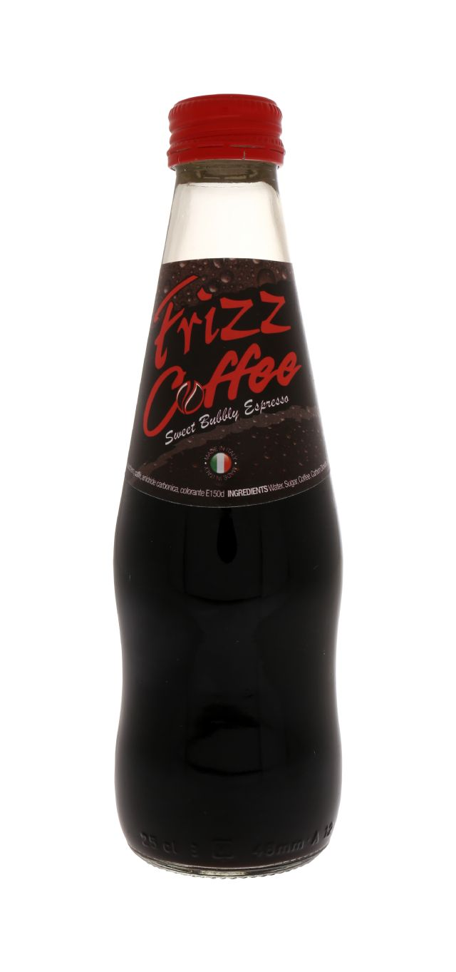 Frizz Coffee: FrizzCoffee Front