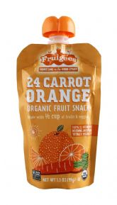 24 Carrot Orange