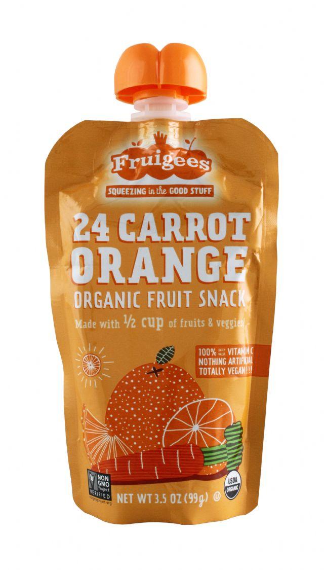 Fruigees: Fruigees 24CarrotOrange Front
