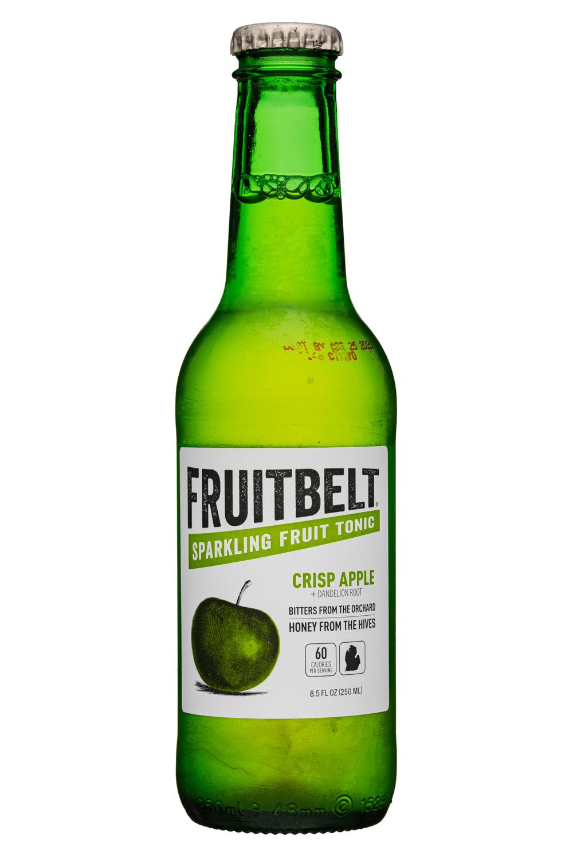 Sparkling Fruit Tonic -  Crisp Apple