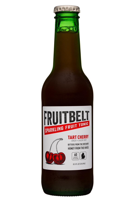 Sparkling Fruit Tonic - Tart Cherry