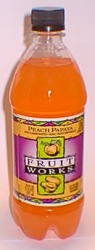 Peach Papaya Real Fruit Beverage