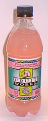 Pink Lemonade Real Fruit Beverage