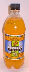 Tangerine Citrus Real Fruit Beverage